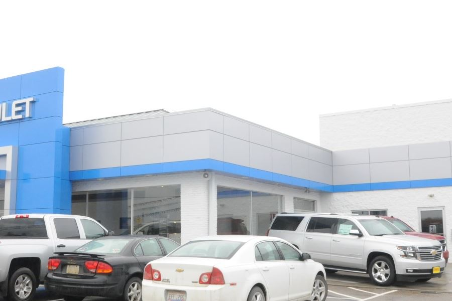 Dunning Motor Sales Facility Upgrade And Express Oil Change