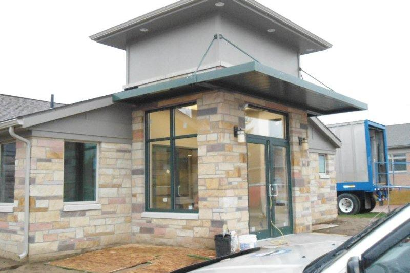Medical Associates Complete Renovation And Addition Of The Medical Associates Facility