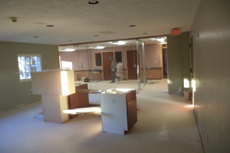 Providence Healthcare Interior Renovation New Rehabilitation Renovation